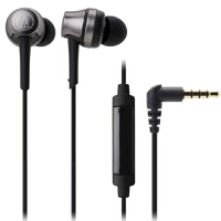 【全国大部分地区包邮哦!!】铁三角(Audio-technica)CKR50IS ATH-CKR50IS 线控带麦入耳