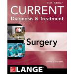 预订 Current Diagnosis and Treatment Surgery [ISBN:9780071792