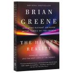 【中商原版】隐藏的现实:平行宇宙是什么 英文原版 The Hidden Reality: Parallel Unive