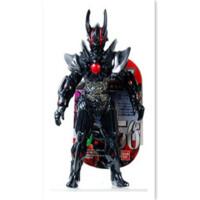 日版万代正品奥特曼软胶怪兽人偶玩具500系列黑暗路基艾尔模型男
