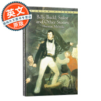 水手巴利 英文原版 经典文学 Billy Budd, Sailor & Other Stories Herman Me