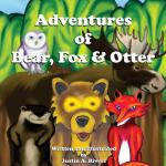 预订 Adventures of Bear, Fox & Otter [ISBN:9781511657006]