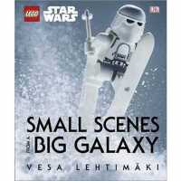 星球大战 乐高 LEGO Star Wars Small Scenes From A Big Galaxy