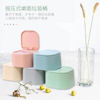 韩创意甜美蕾丝镂空桌面垃圾桶 创意迷你小纸篓 杂物桶