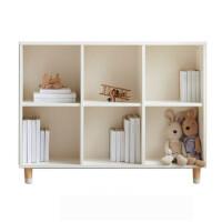 鑫宣美XM-G088儿童书柜矮六格柜