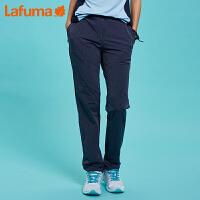 法国Lafuma乐飞叶女士户外徒步旅行弹力透气长裤 LFPA8AL11