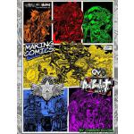 预订 Making Comics; The Mickmacks Meatbucket Way [ISBN:978130