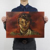 大话西游B款/周星驰/至尊宝/经典电影海报/51x35.5cm