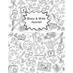 预订 Draw & Write Journal: Primary Journal Notebooks/writing