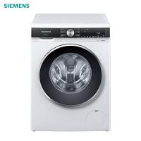 西门子(SIEMENS)WB45UM000W 10公斤高温煮洗除菌 变频 随心控时 滚筒洗衣机(白色)