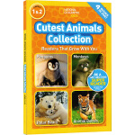 National Geographic Kids Cutest Animals Collection 4个故事合辑 L