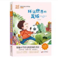 环游世界的足球 注音版 北京教育出版社 适合小学生课外阅读书籍 一年级 二年级 三年级课外书必读书籍 7-10岁儿童故