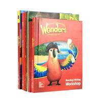 2017新版【全10本】 美国加州教材 套装(共10本) 一年级 Reading Wonders Grade 1 pa