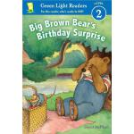 预订 Big Brown Bear's Birthday Surprise [ISBN:9781328895783]