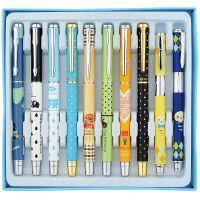 英雄(HERO)钢笔小学生练字专用卡通正姿书法特细钢笔