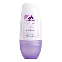 阿迪达斯(Adidas) 女士走珠香水香体止汗露液滚珠丝质柔滑50ml 5268