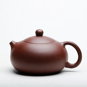 【玉乳】 工艺美术员蒋敏芝制作 紫泥 300cc