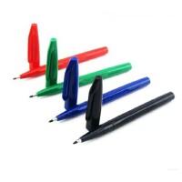 日本Pentel派通S520 草图笔 纤维笔 签字笔 2.0mm