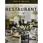 预订 The Restaurant: From Concept to Operation [With Workbook