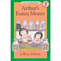 Arthur's Funny Money 亚瑟的零用钱(I Can Read,Level 2)ISBN978006444