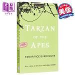 【中商原版】人猿泰山 英文原版 Tarzan of the Apes