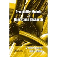 【预订】Probability Models in Operations Research 9780367387044
