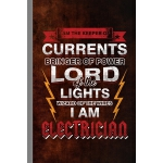 """预订 Electrician: Electrical Gift For Lineman (6""""x9"""") Dot Gri"""