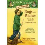 【预订】Rags and Riches: Kids in the Time of Charles Dickens: A