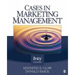 预订 Cases in Marketing Management [ISBN:9781412996037]