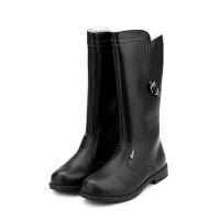 【159元任选2双】迪士尼Disney童鞋女童冬季保暖时尚靴子S73582 S73567