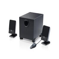 Edifier/漫步者 R101T06 多媒体电脑音箱2.1有源电脑低音炮小音响