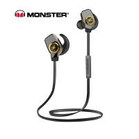 【当当自营】MONSTER/魔声 ROC superslim C罗耳机魔音入耳式运动无线蓝牙耳机