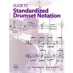 预订 Guide to Standardized Drumset Notation [ISBN:97809664928