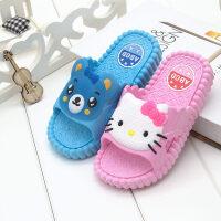 儿童拖鞋夏女童宝宝可爱小孩防滑室内凉拖鞋家用小童男童拖鞋