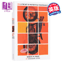 【英文原版】Zen and the Art of Motorcycle Maintenance: 禅与摩托车维修艺术