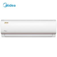 美的(Midea) 1.5匹 新能效变频 智能冷暖挂机空调 1.5P挂壁式家用智弧升级款KFR-35GW/N8VJC3