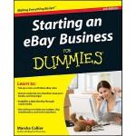 【预订】Starting an eBay Business For Dummies
