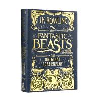 神奇动物在哪里 英文原版书 电影剧本 Fantastic Beasts and Where to Find Them 美