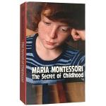 【中商原版】童年的秘密 英文原版 Secret of Childhood 儿童教养 蒙特梭利教育 父母提升