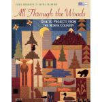 预订 All through the Woods: Quilted Projects Print on Demand