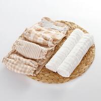 威尔贝鲁(WELLBER)彩棉婴儿尿裤宝宝简易尿布裤新生儿透气清爽布尿裤