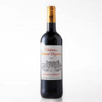 拉菲特弗洛雷拉城堡干红葡萄酒超波法国原瓶进口750ML