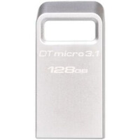 金士�D(Kingston)DTMC3 128G USB3.1 �x速100MB/s 金��U�P �y色 便�y�h扣 128gb