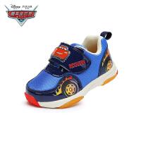 【99元任选3双】迪士尼Disney童鞋2019春季幼童宝宝鞋儿童学步鞋男童休闲运动鞋(0-4岁可选)DY5250