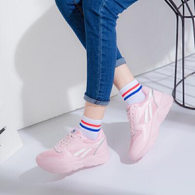 ELEISE美国艾蕾莎新品059-BV03休闲女士运动鞋