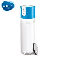 碧然德(BRITA) 过滤净水器 家用滤水杯 户外便携净水杯 fill&go经典蓝 1杯1芯