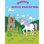预订 Unicorn Activity Book For Kids: : Fun Activity for Kids