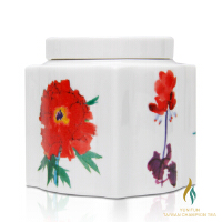 【台湾年货礼盒】允芳茶园陶瓷禅享茶礼盒 (200g)