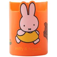 晨光FBT98495米菲笔筒塑料学生收纳筒办公桌面装饰筒1个颜色随机