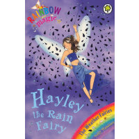Rainbow Magic: The Weather Fairies: 14: Hayley The Rain Fairy彩虹仙子#14雨仙子ISBN9781843626381